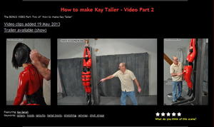 House of Gord: How to make Kay taller
