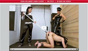 Tyrannized: Gina Killmer's New Client