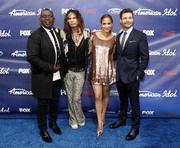Дженнифер Лопес, фото 8824. Jennifer Lopez - American Idol Top 13 Finalists Party, march 1, foto 8824