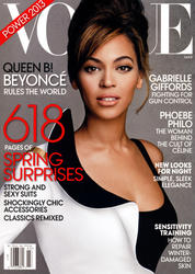Beyonce Knowles x6 Vogue (US) March, 2013