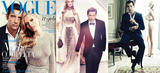 Toni Garrn and Clive Owen Vogue Espana October 2011