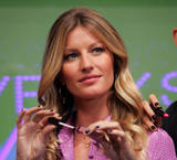 Gisele Bundchen - Victoria's Secret Introduces Very Sexy Makeup September 19