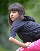 Roxanne Pallett in a Park in Cheshire 13th September x8