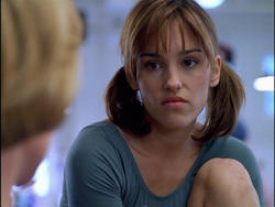 Amy Jo Johnson in Perfect Body