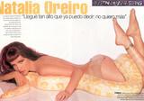Natalia Oreiro sexy scans (x6)