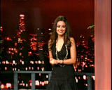 Mila Kunis-(caps Carson Daly 9/12/07)**video links""""