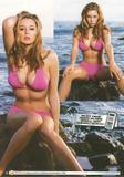 Keeley Hazell in ZOO, 27 April - 3 May 2007